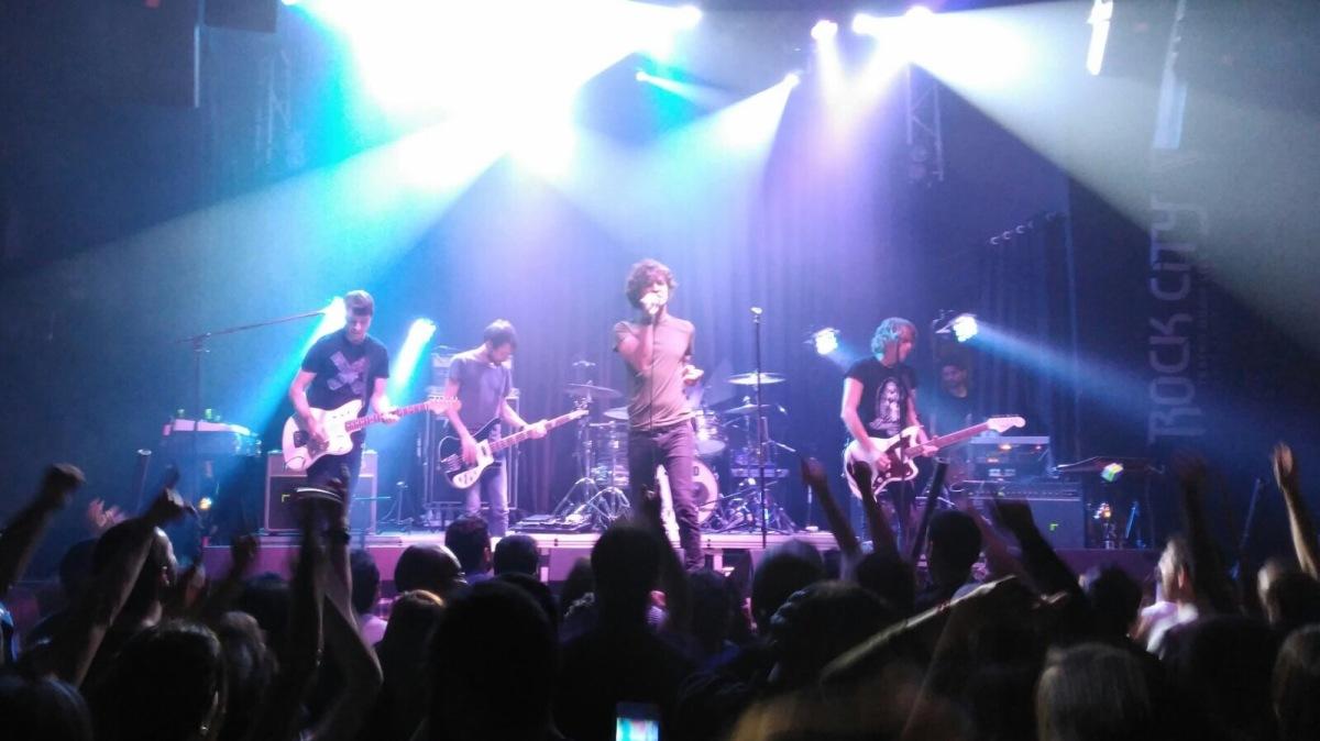 Crónica del concierto de Second en la Sala Rock City.