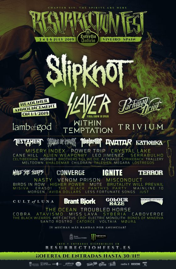Resurrection-Fest-Estrella-Galicia-2019-Poster-3.1-Slipknot-Slayer-headlining-1100x1679.jpg